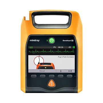 迈瑞Mindray 自动体外除颤仪 专业版 BeneHeart D1 (AED)