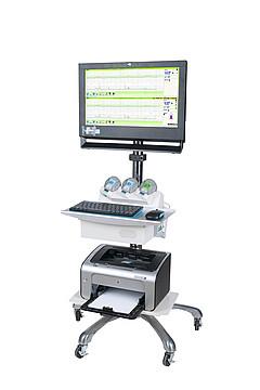 三瑞Sunray 电脑胎儿监护仪 SRF618A(单胎)
