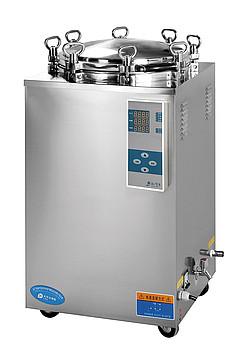 滨江 立式压力蒸汽灭菌器LS-120LD