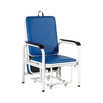 欣雨辰XINYUCHEN 钢制喷塑陪护椅(带扶手) E1