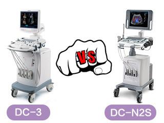 彩超DC-N2S和DC-3区别 贝登医疗知识百科.jpg