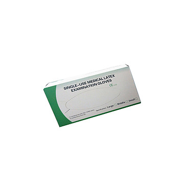 恒生 一次性使用丁腈检查手套 S 无粉   非灭菌型(50双/盒)
