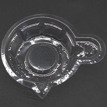 新康XK 一次性尿杯(白色 透明)40ml PVC(1000只/袋 10袋/箱)