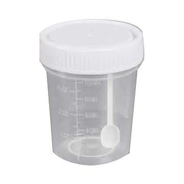新康XK 大便杯 螺旋盖 120ml(50只/袋 10袋/箱)