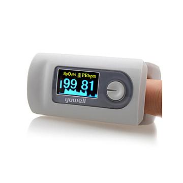 鱼跃yuwell指夹式脉搏脉氧仪YX301
