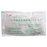 洪达 一次性使用精密过滤输液器ZJ-6 塑钢针 0.6mm (400支/箱)