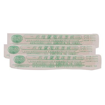龙虎 一次性使用压舌板 木质 1×100(100支/包 60包/箱)