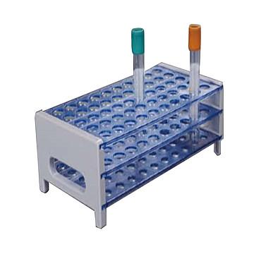 新康XK 塑料试管架 脱卸组合式 Φ13×50孔(100只/箱)