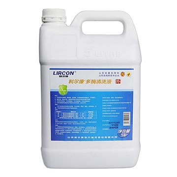 LIRCON利尔康 多酶清洗液 机洗型多酶 5000ml(3瓶/箱)