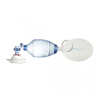 康勃Compower 简易呼吸器 C-3# 硅胶 (成人)(12套/箱)