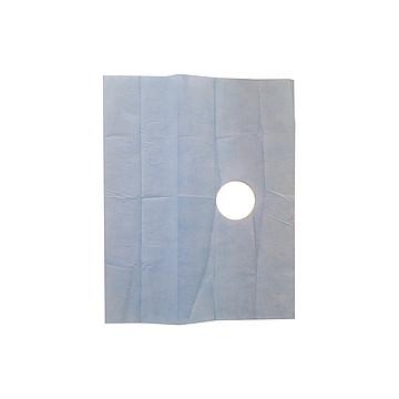 振德 手术洞巾 50cm×70cm冲孔直径:10cm(500片/箱)