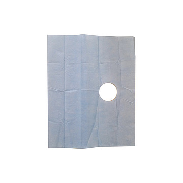 振德 一次性性使用手术单 60×90cm 中间开洞 10cm(500片/箱)