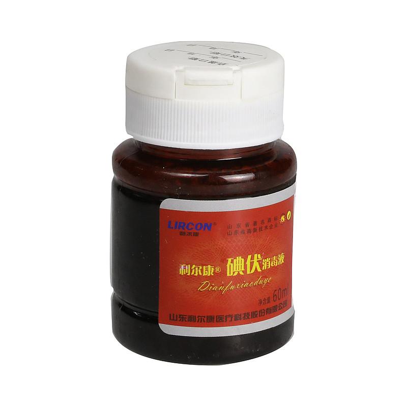 利尔康LIRCON 碘伏 500ml(30瓶/件)