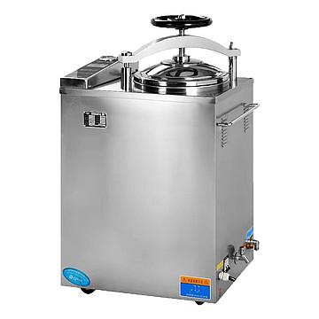 滨江 立式压力蒸汽灭菌器LS-100HV