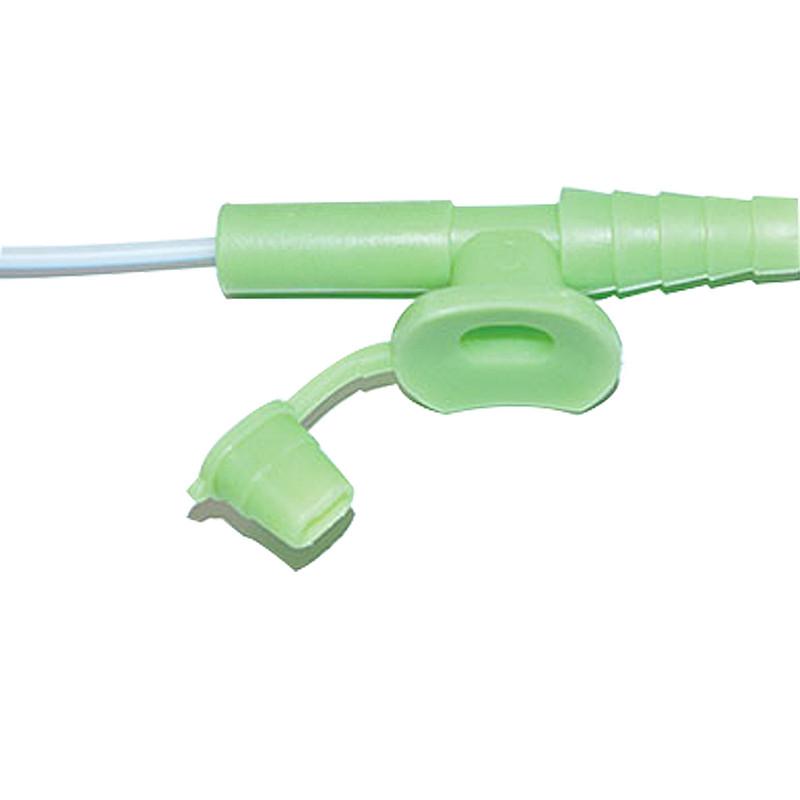 亚都YD 一次性使用吸痰管 F14 PVC 普通型 (50支/包)