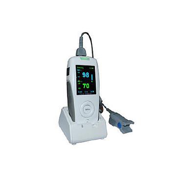 超思 手持脉搏血氧仪 MD300K2(配成人血氧探头)