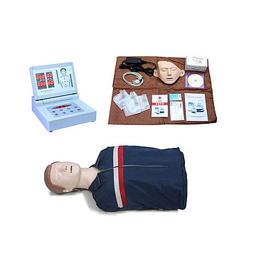 优模 高级全自动半身心肺复苏模拟人 BOU/CPR290