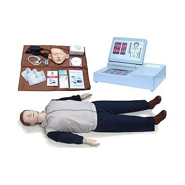 宸博 高级自动电脑心肺复苏模拟人 CB/CPR490(全身)