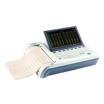 华清心仪 数字心电图机 EM-1201