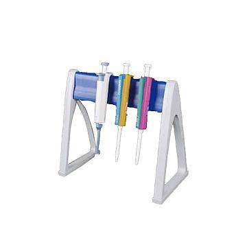 新康  移液器架 组合式(双面斜挂)