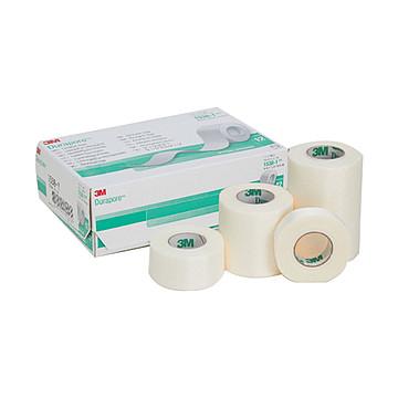 3M 医用胶带丝绸布胶带 1.25cmx9.14m 1538-0 (24卷/盒)