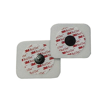 3M 一次性心电电极片 无纺布 2228CN 袋装(50片)