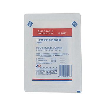 振德 一次性使用无菌换药包 标配 (1套/包 120包/箱)