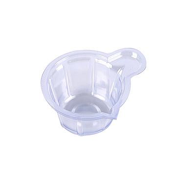 新康XK 一次性尿杯 50ml 透明 PVC (1000只/袋 10袋/箱)