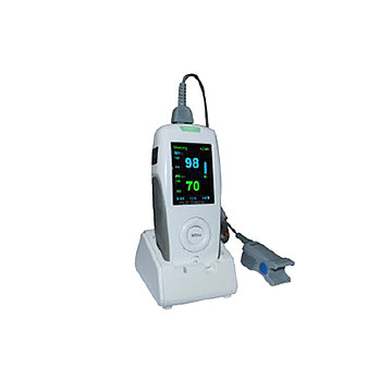超思 手持脉搏血氧仪 MD300K2(配婴幼儿绑带式血氧探头)