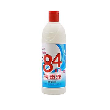 瑞泰奇 84消毒液 500ml(30瓶/箱)