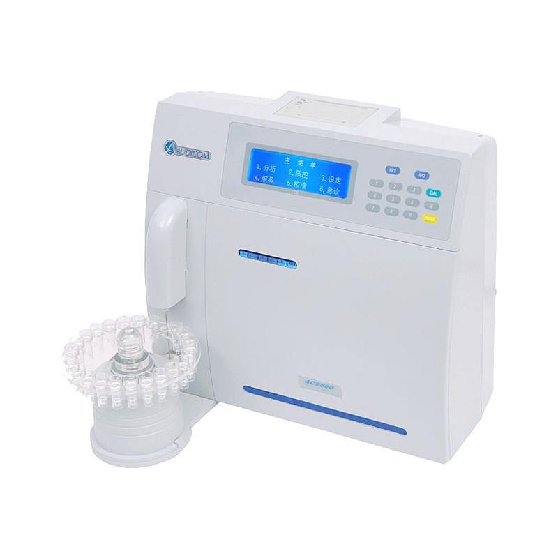 奥迪康AUDICOM 电解质分析仪 AC9800