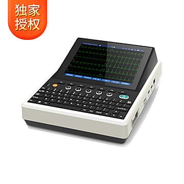 中旗Zoncare 数字式十二道心电图机 U70