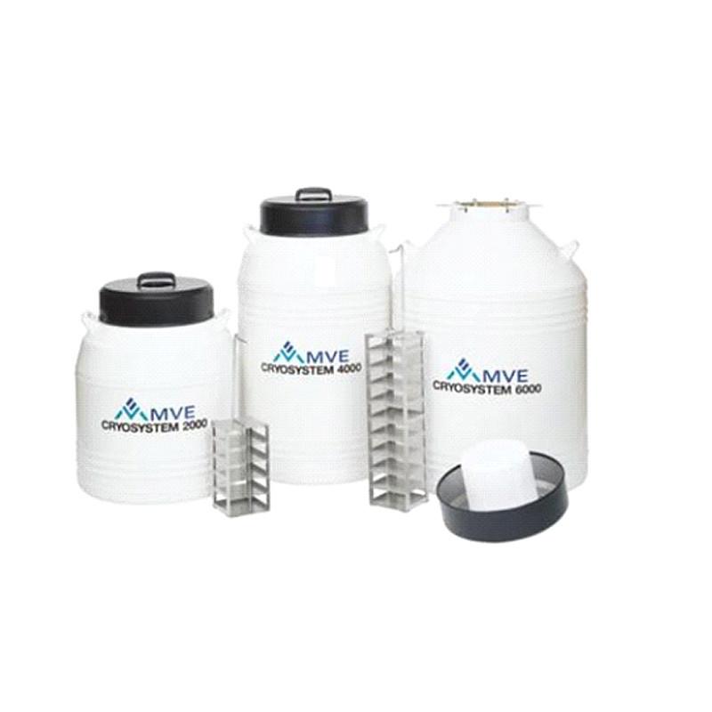 MVE 大口径细胞罐 cryosystem750
