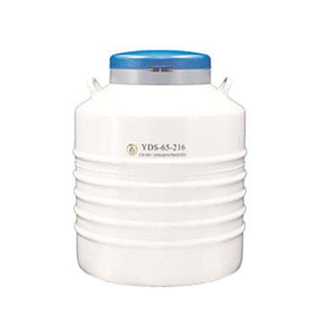 金凤 装配多层方提筒的液氮生物容器(YDS-65-216)