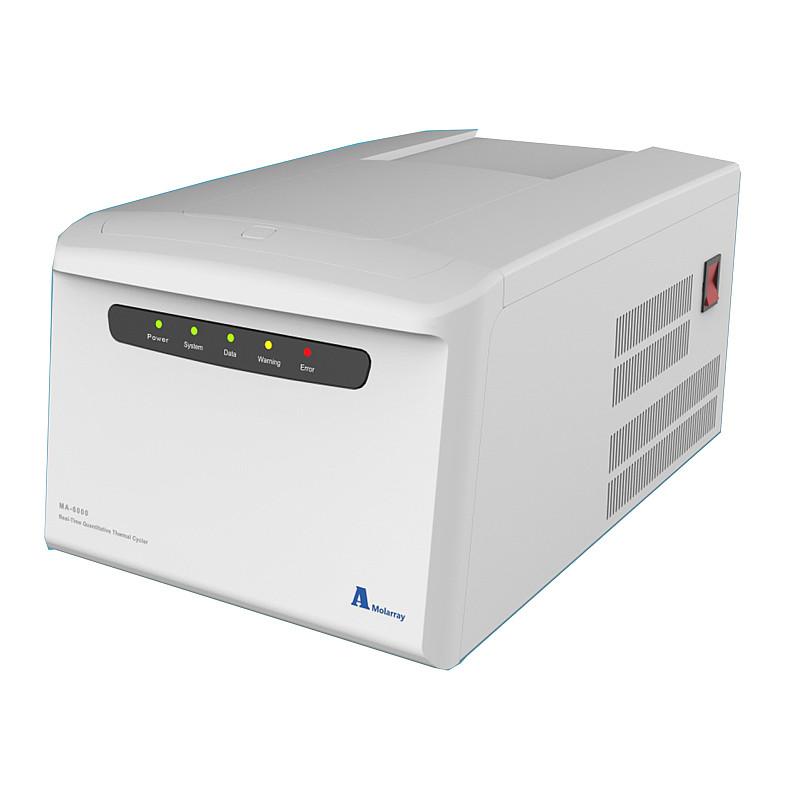 雅睿 实时荧光定量 PCR仪MA-6000