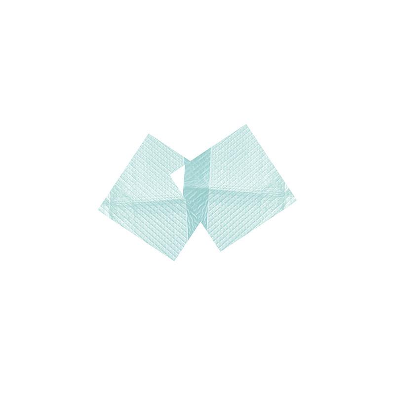 振德手术垫单 40cm×50cm 40g 浅兰涂塑(25片/袋 1000片/箱)
