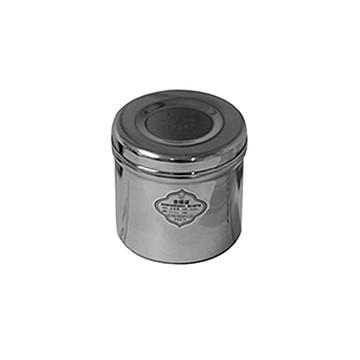 金钟 不锈钢药膏罐 R0D030(φ90×90)