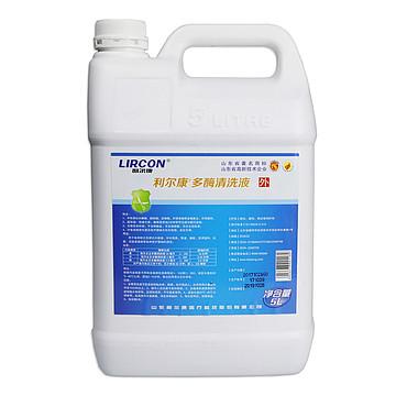 LIRCON利尔康 络合氯医疗器械消毒液 5000ml (3桶/箱)