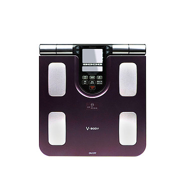 欧姆龙OMRON 体重身体脂肪测量器 HBF-371