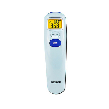 欧姆龙OMRON 红外额式体温计 MC-720