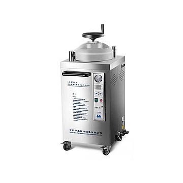 华泰 立式压力蒸汽灭菌器 LX-B75L(手轮数显型)
