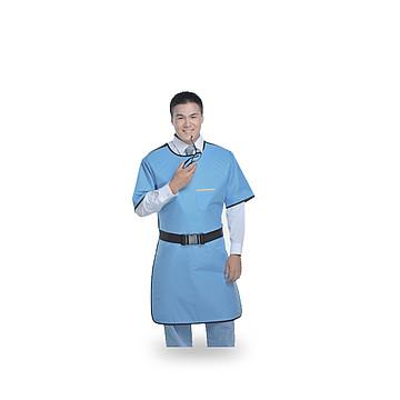 双鹰 防护服 PC03 反穿半袖单面式 0.50mmPb (1件)