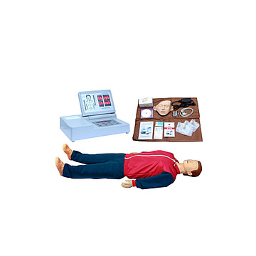 优模YOMO 心肺复苏模拟人 BOU/CPR490