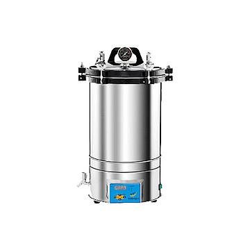 华泰 手提式压力蒸汽灭菌器 YX-280D数显型(18L)