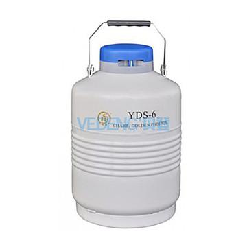 金凤 液氮生物容器贮存型  YDS-6