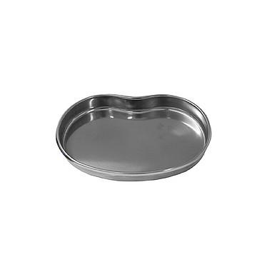 金钟 不锈钢腰子盘 R0B010(204×130×25)