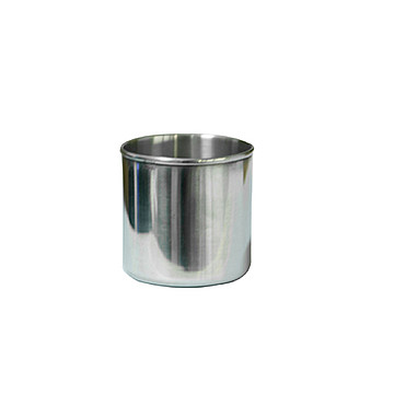 金钟 不锈钢药杯 R0C020(φ50×50)