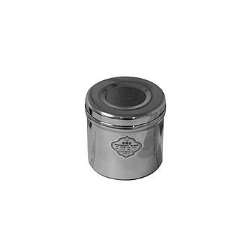 金钟 不锈钢药膏罐 R0D020(φ100×80)