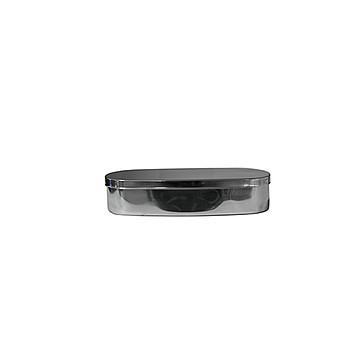 金钟 不锈钢针管盒 R0Y060(112×40×27)