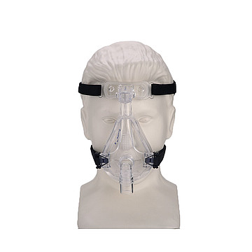 凯迪泰CURATIVE有排气孔口鼻面罩二代
